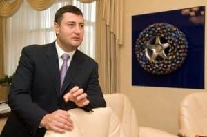 Олег Бахматюк - молодые миллиардеры