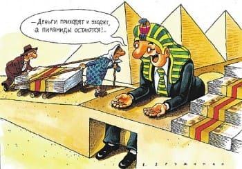 финансовые пирамиды в мире