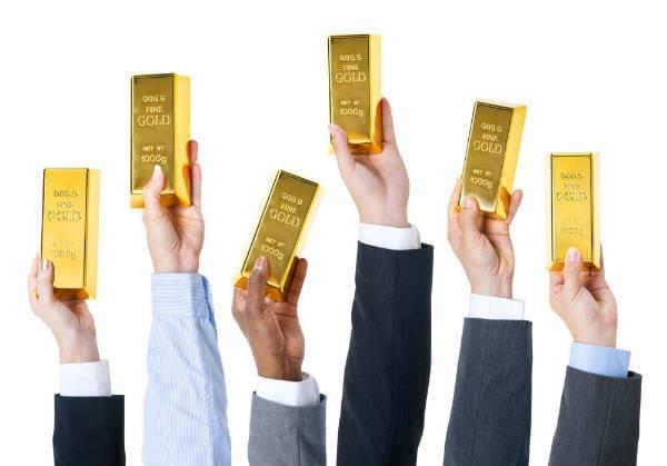вложения в золото