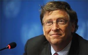 Билл гейтс- самый богатый в мире