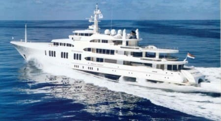 Ecstasea - яхта Абрамовича