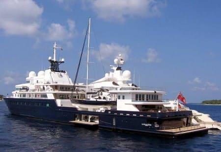 LeGrandBleu - яхта Абрамовича