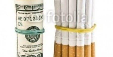 Бросил курить — стал миллионером