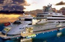 Яхта за 5 млрд. долларов