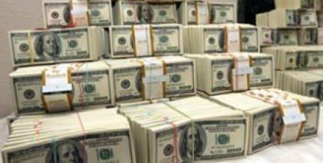 Сколько весит миллион долларов?