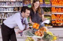 Расходы на еду или как экономить деньги на продуктах питания