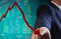 акции падают