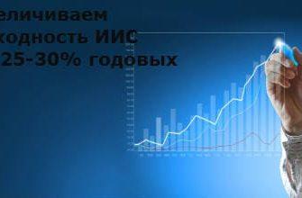 доходность инвестиционный счет