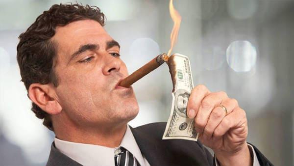 доход от торговли акциями