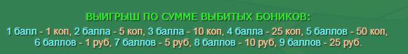Бесплатная лотерея-игра