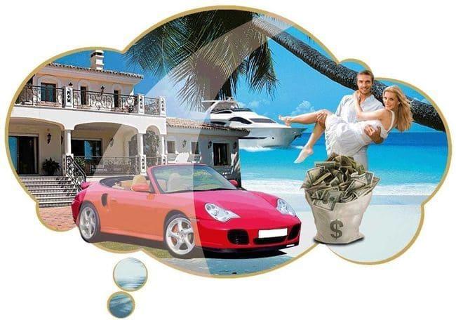 Потенциальное богатство