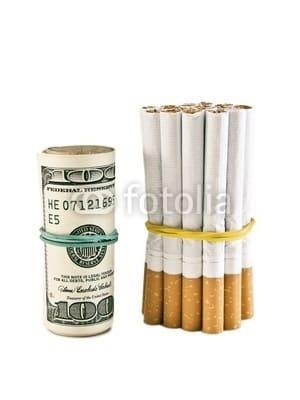 Деньги на курение