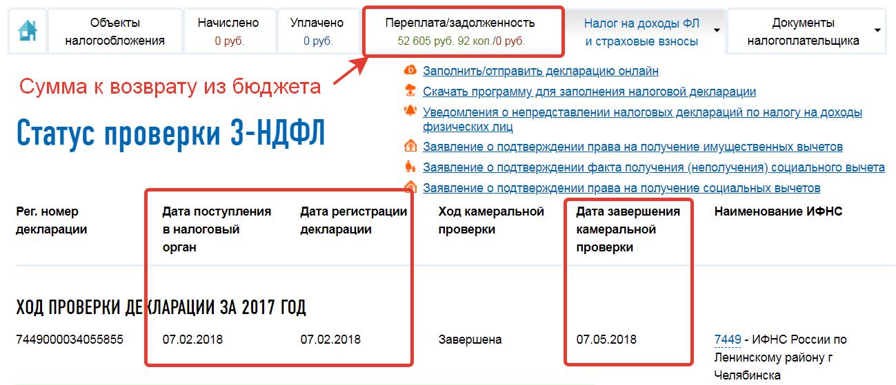 Проверка 3-НДФЛ