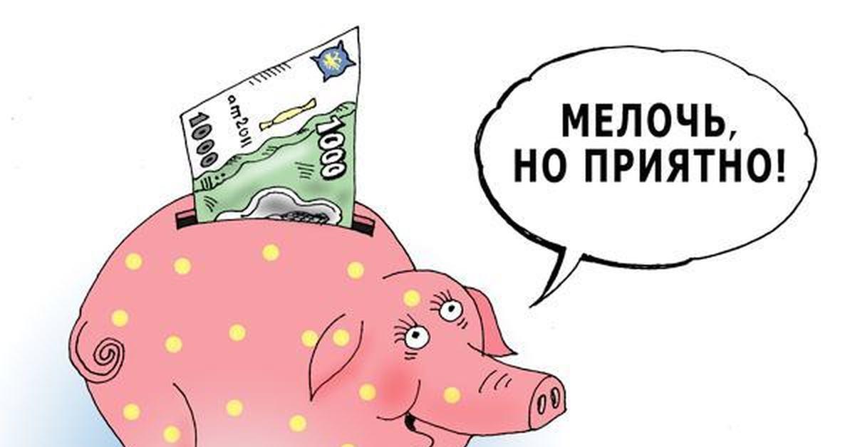 деньги, свинья,