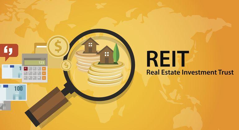 REIT - трасты недвижимости