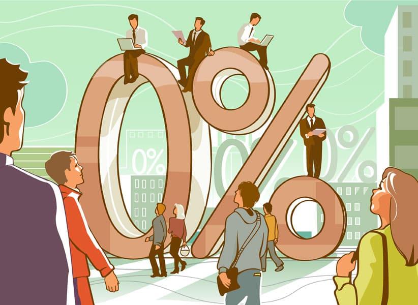 Жизнь на проценты по депозитам