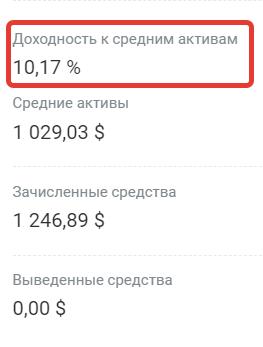Миллион с нуля - результат за июнь 2019 в USD
