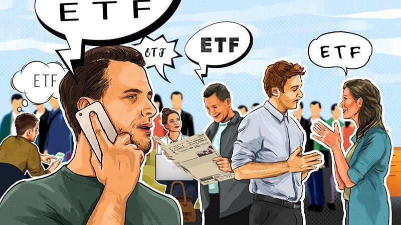 ETF - что это и как работает