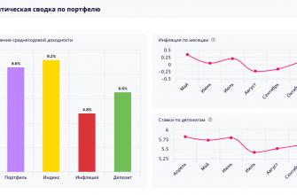 Ведение портфеля акций в сервисе Intelinvest.ru