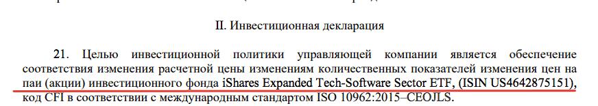SCIP - объект инвестиций