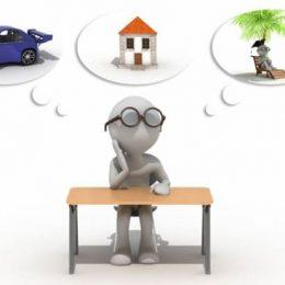 Как правильно составить личные финансовые цели