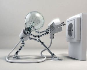 экономим на свете, лектроэнергии