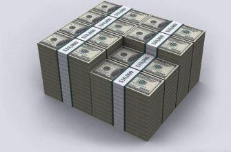 kak vy`gliadit 1 million dollarov