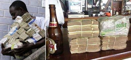 инфляция в зимбабве