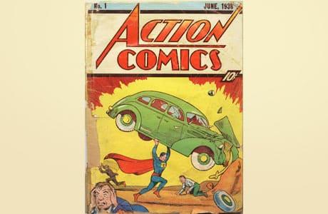 самый дорогой комикс в мире